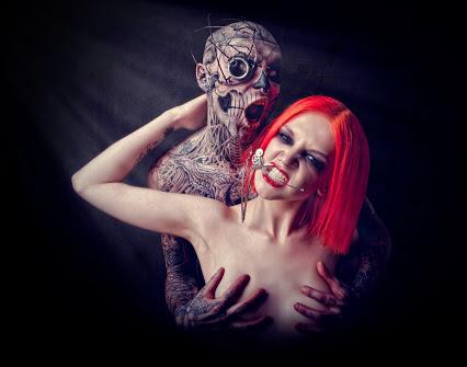 Zombie Boy 04
